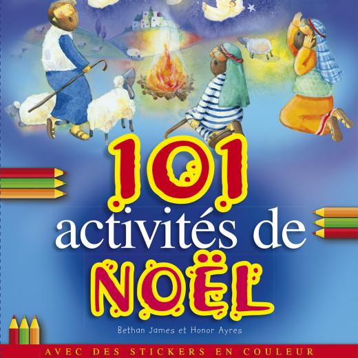 101 activités de Noël