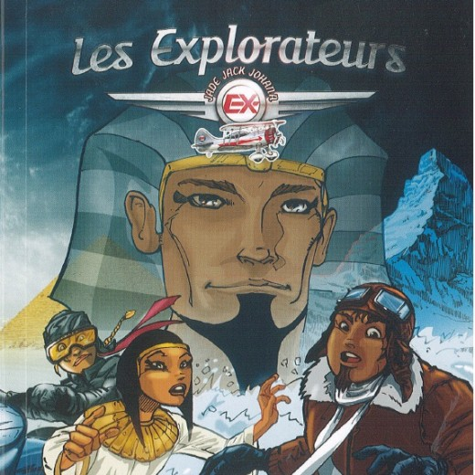 Les Explorateurs - Jacob à Joseph