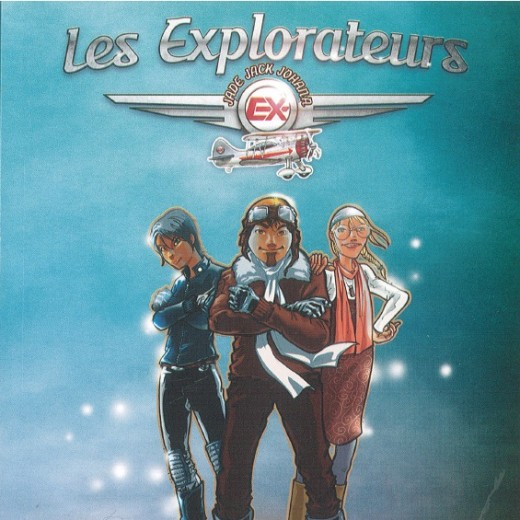 Les Explorateurs - Adam à Abraham