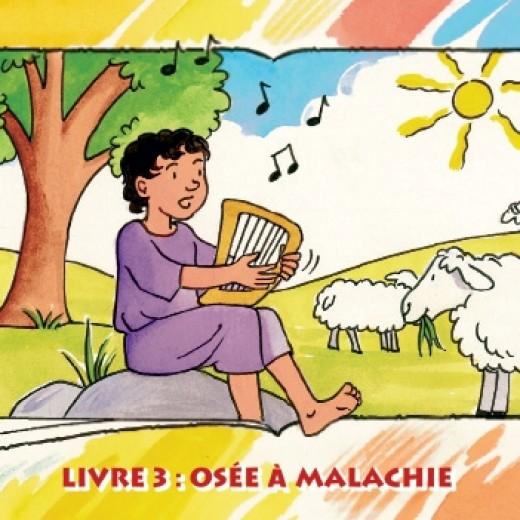 Colorie la Bible n°3